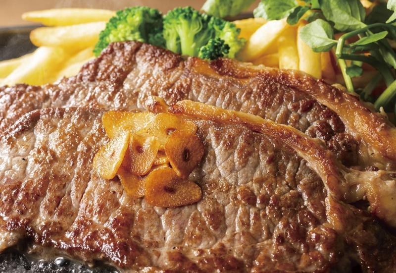 【グランサンク】北海道産牛サーロインステーキ トリュフ香るペリグーソース