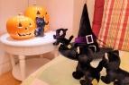 黒猫が集まるハロウィーン「Cutie Kitty Nightmare」♪宿泊プランやグリーティングでハロウィーンを楽しもう!