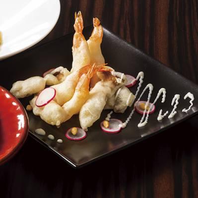 【平日ランチ】〈12月〉中華風海老の天婦羅
