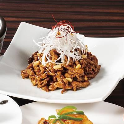 豚肉の北京味噌炒め