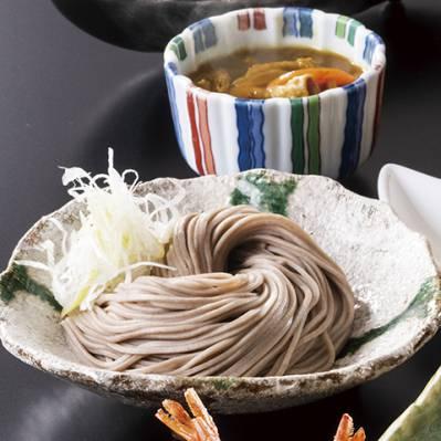 日本蕎麦 つけカレー出汁
