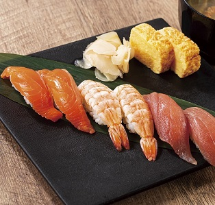 【土日祝】握り寿司