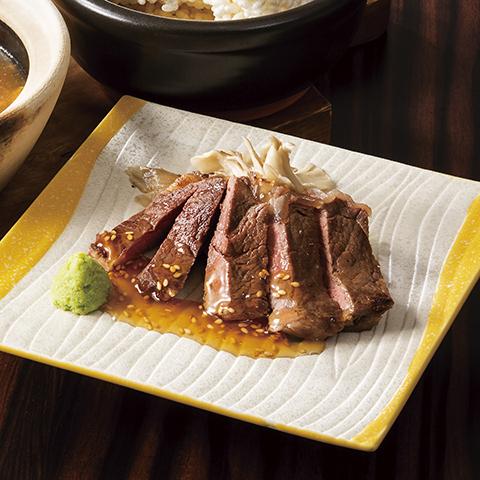 【平日ディナー】 〈12月〉牛ステーキ