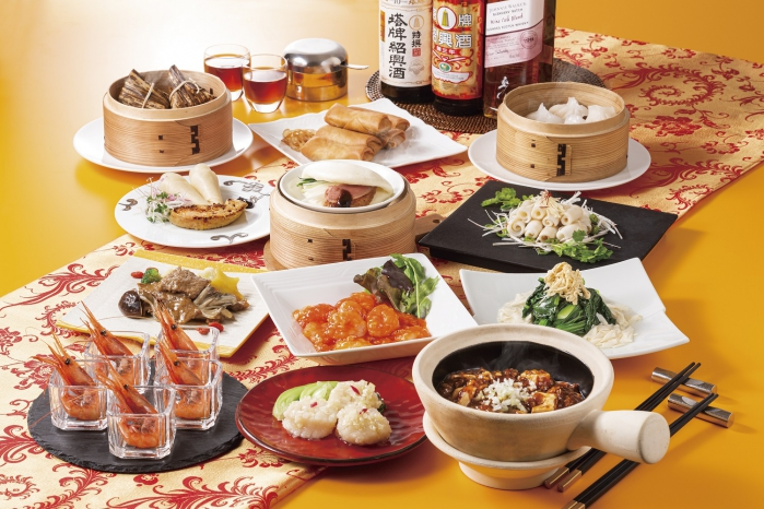 12月・1月 四大中華料理フェア