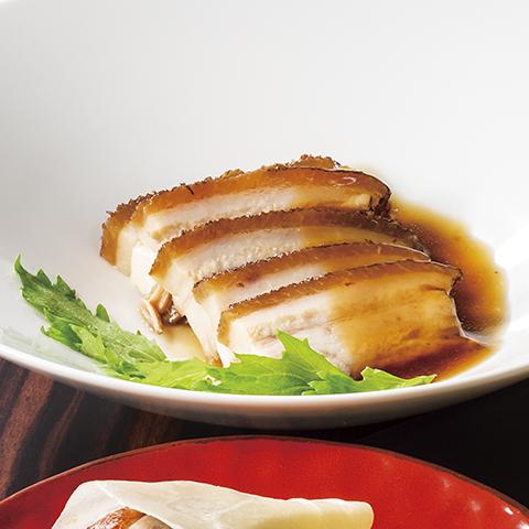 【平日ランチ】〈1月〉皮付き豚バラ肉の柔らか煮