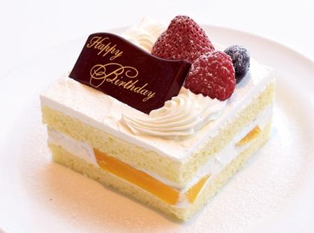 お誕生日・記念日プラン