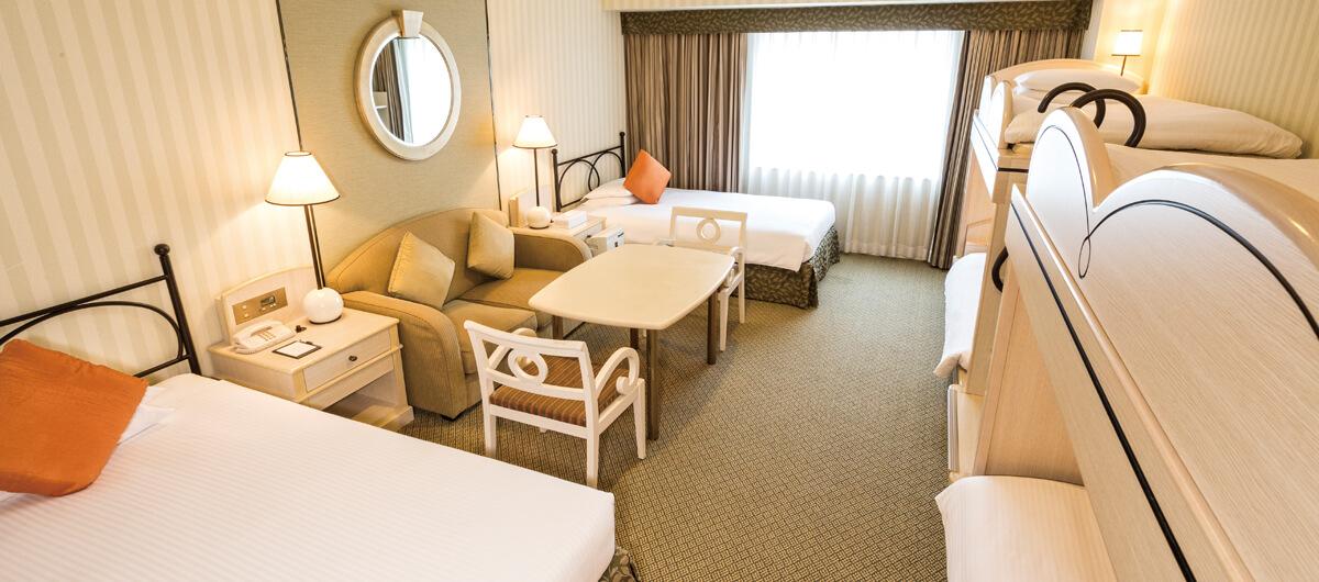 Oriental Hotel tokyo bay 【Official】Tokyo Disney Resort