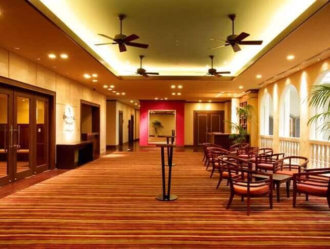 「新浦安オリエンタルホテル 宴会場」の画像検索結果
