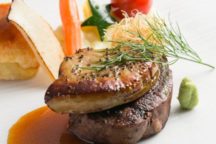 8月25日はおススメ無料試食付フェア♪《オードブル・スープ・魚・肉》おもてなしの味をしっかりチェック!