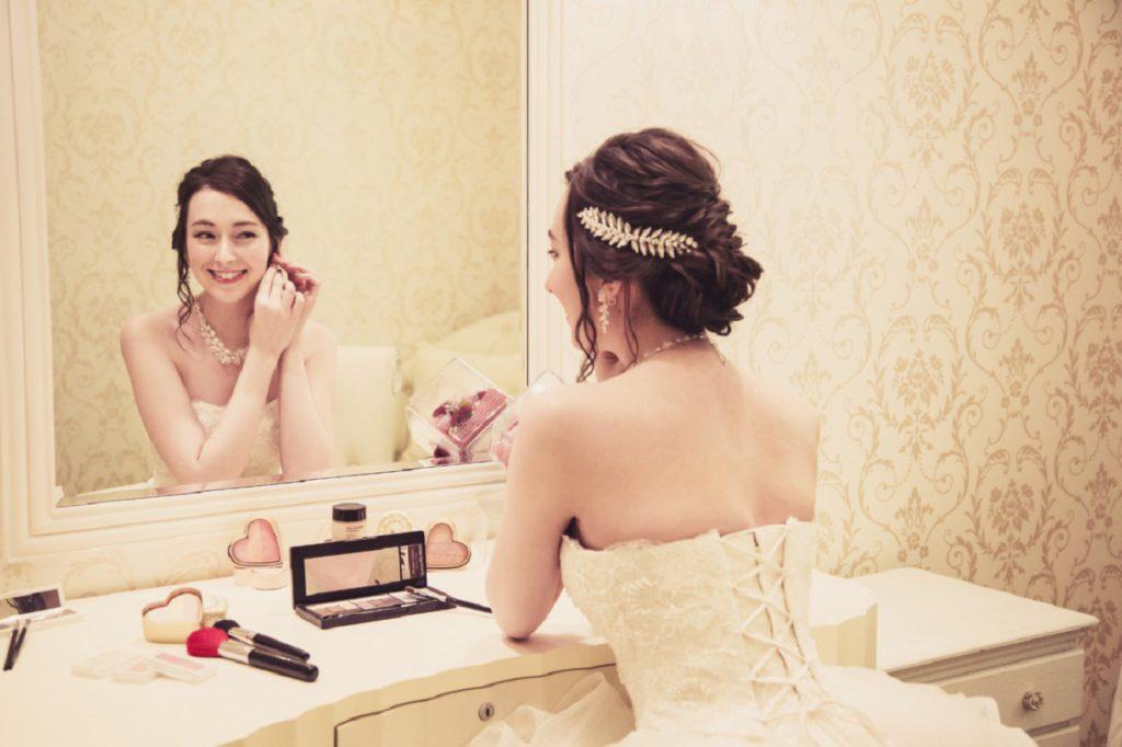 土曜日限定【100%の私になれる♪】ウエディングドレス試着で花嫁気分体験フェア☆