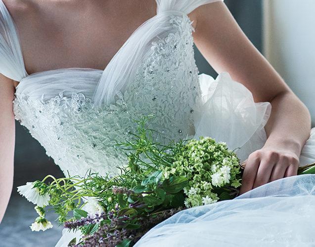 フォーシスアンドカンパニーのウエディングドレス