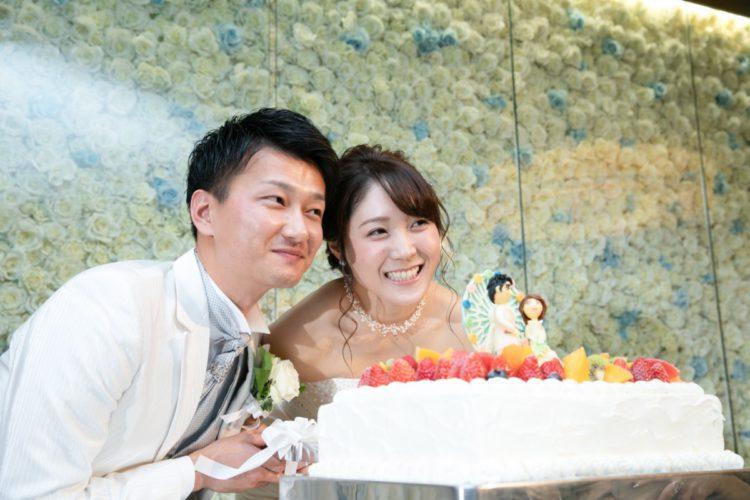 大切な人に囲まれて 感謝を伝える結婚式