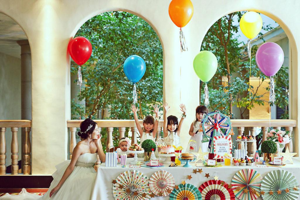 【ミキハウスが認める結婚式場☆全国第一号】お子様も一緒に♪パパママ&キッズ婚相談フェア