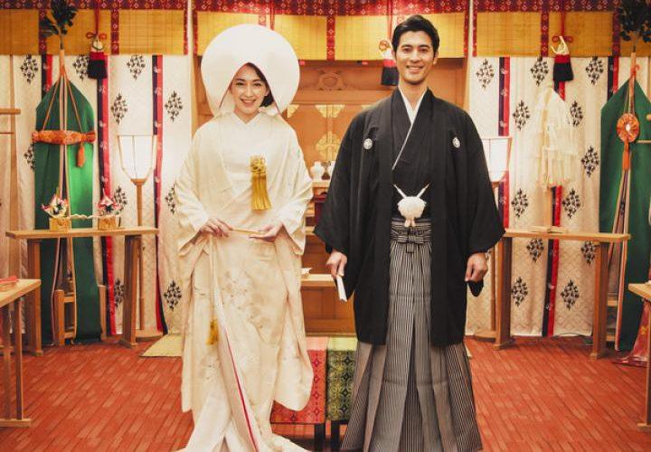 【日本文化を大切に・・・】和装ウエディングプラン