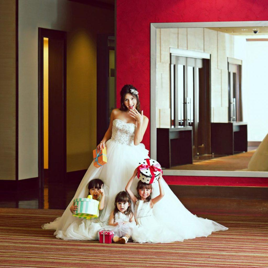 ※満席感謝 土曜限定【個室でゆったりドレス試着☆新作も!】花嫁体験フェア