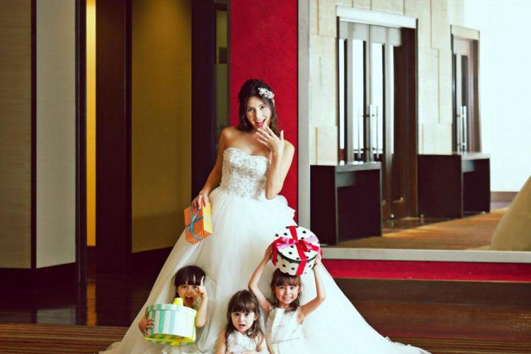 土曜限定【個室でゆったりドレス試着☆新作も!】花嫁体験フェア