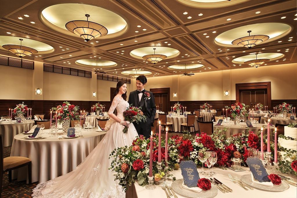 2021年11月12月の期間限定プラン♪<br /> 期間限定の結婚式だからこそ、人気のシーズンでも賢くお得に叶う!<br /> 今2021年冬は通年より人気なのでこの機会を見逃さないで!!