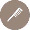 梳子、髮圈